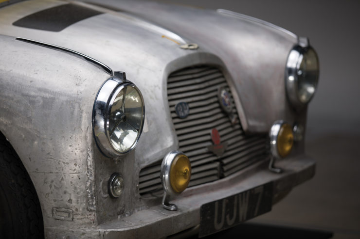 Aston Martin DB2/4 Mk II Grille