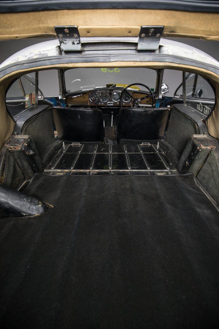 Aston Martin DB2/4 Mk II Hatchback