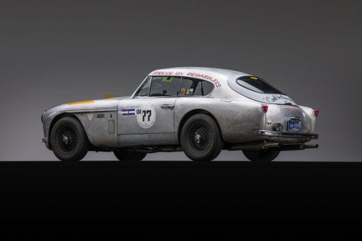 Aston Martin DB2/4 Mk II Rear
