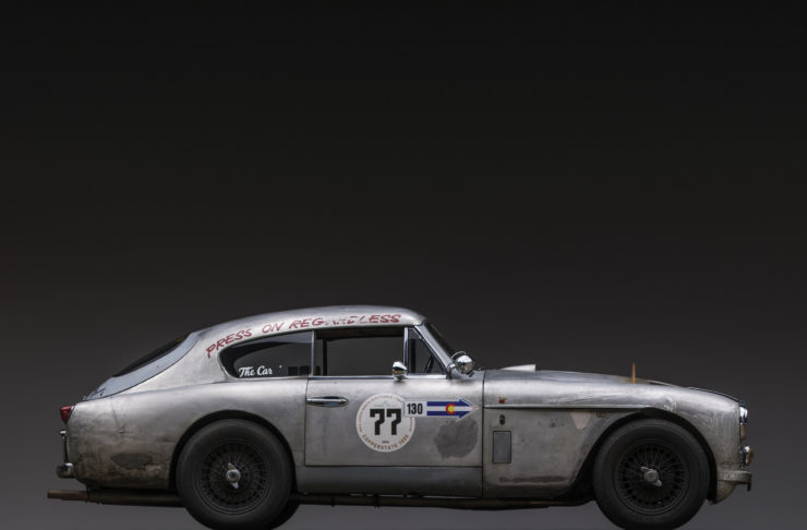 Aston Martin DB2/4 Mk II Side