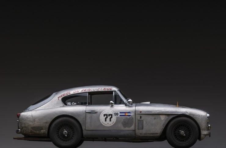 Aston Martin DB2/4 Mk II Side