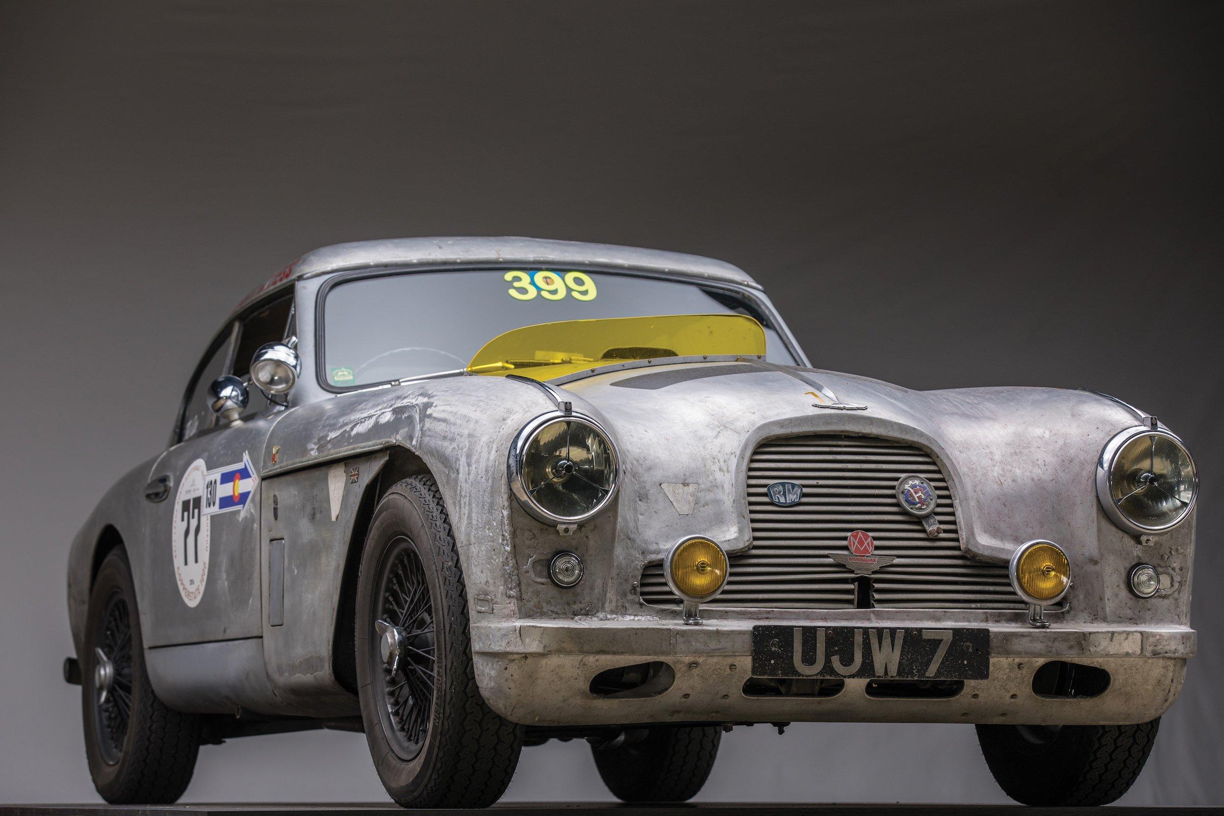 Aston Martin DB2/4 Mk II