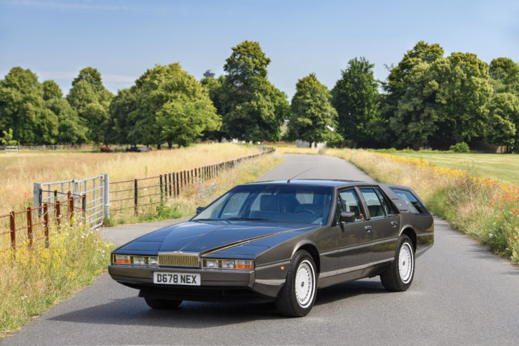 Aston Martin Lagonda Shooting Brake 1