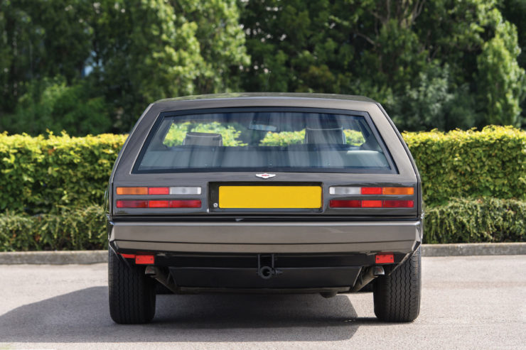 Aston Martin Lagonda Shooting Brake Back