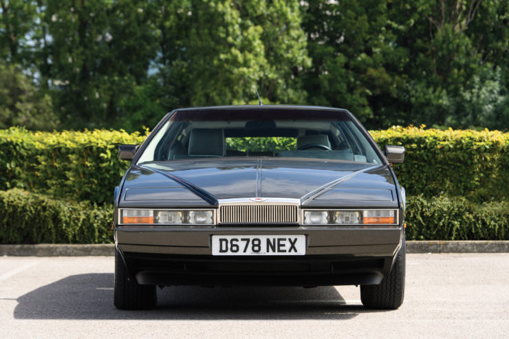 Aston Martin Lagonda Shooting Brake Front