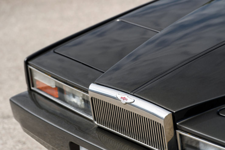 Aston Martin Lagonda Shooting Brake Headlight