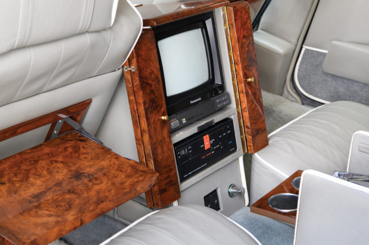 Aston Martin Lagonda Shooting Brake Interior 2