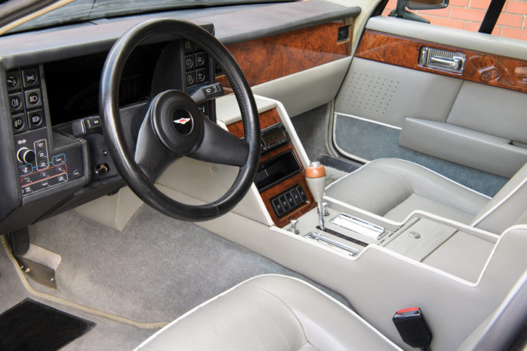 Aston Martin Lagonda Shooting Brake Interior