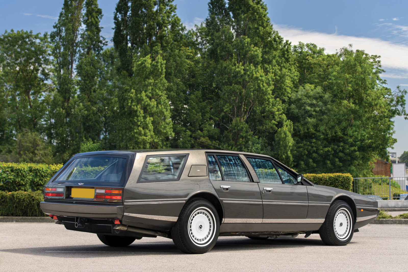 Aston Martin Lagonda Shooting Brake Rear