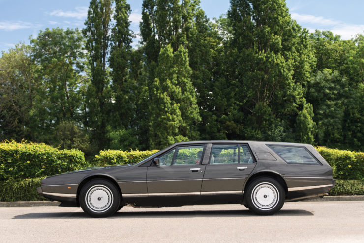 Aston Martin Lagonda Shooting Brake Side