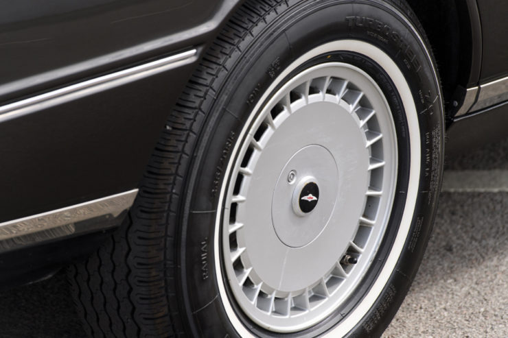 Aston Martin Lagonda Shooting Brake Wheels