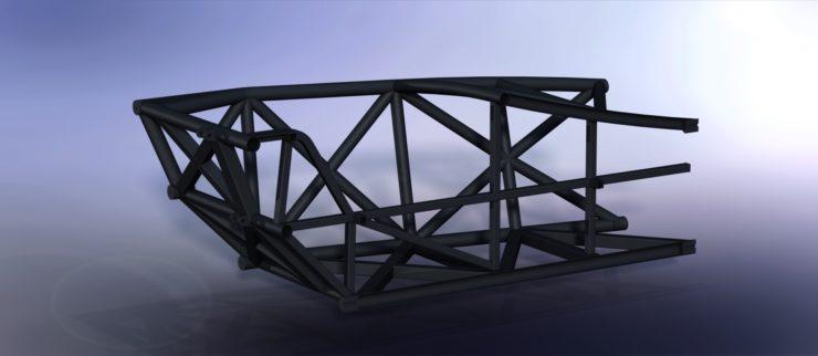Burton Trackster Chassis 16