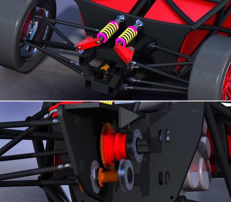 Burton Trackster Details 177