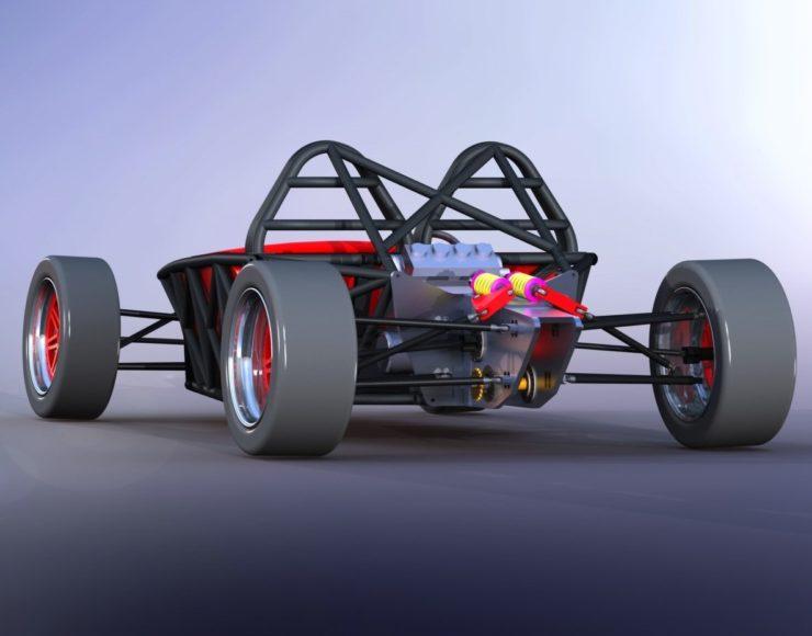 Burton Trackster Rear
