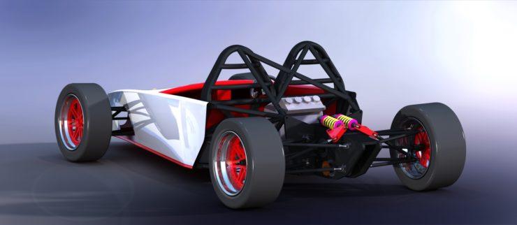 Burton Trackster Rear 8