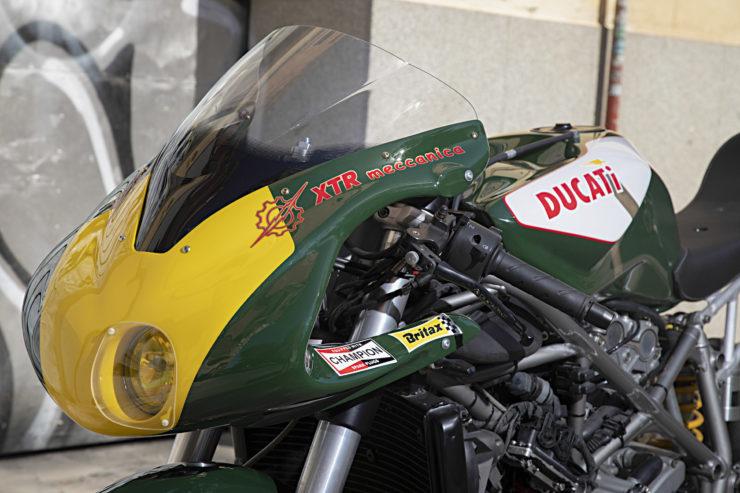 Custom Ducati 999 Fairing 2