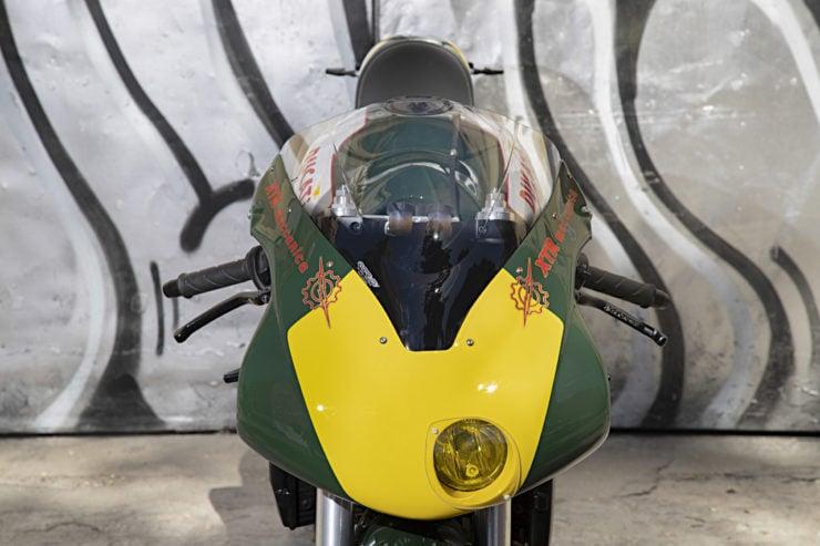 Custom Ducati 999 Fairing