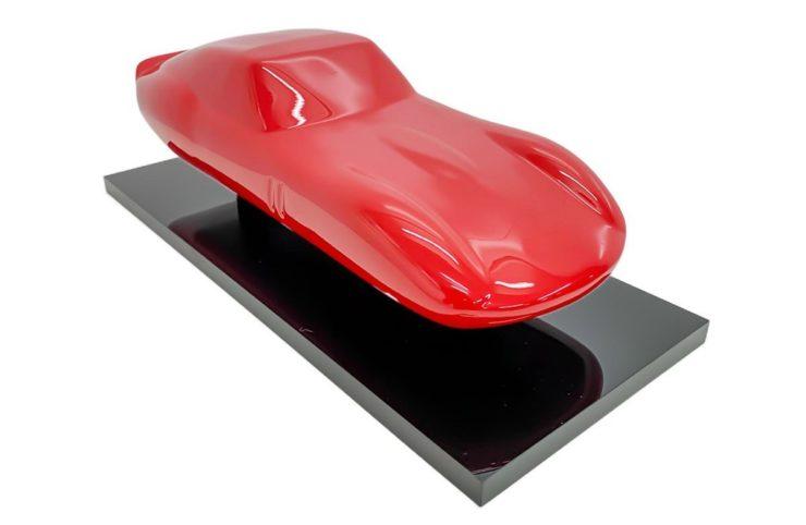 Ferrari 250 GTO Model Sculpture Front 2