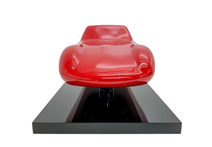 Ferrari 250 GTO Model Sculpture Front