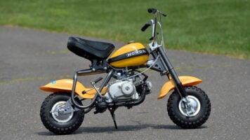 Honda QA50 KO Minibike