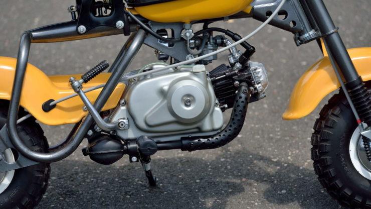 Honda QA50 KO Minibike Engine