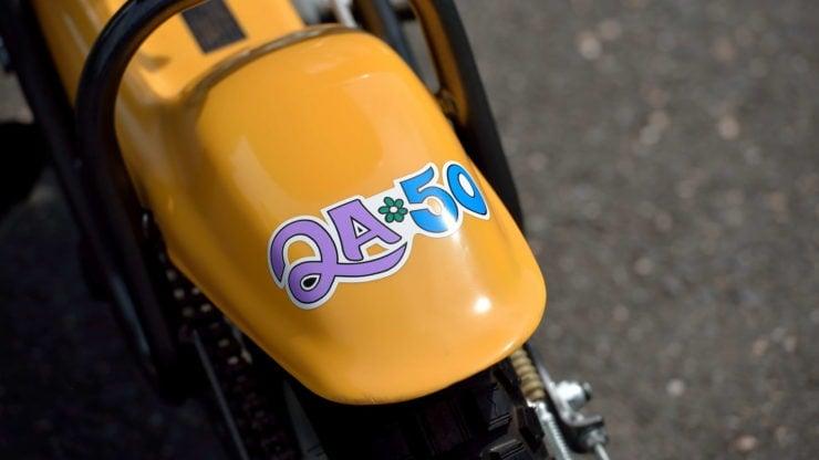 Honda QA50 KO Minibike Fenders