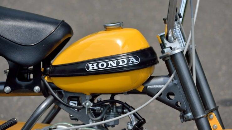 Honda QA50 KO Minibike Fuel Tank 2