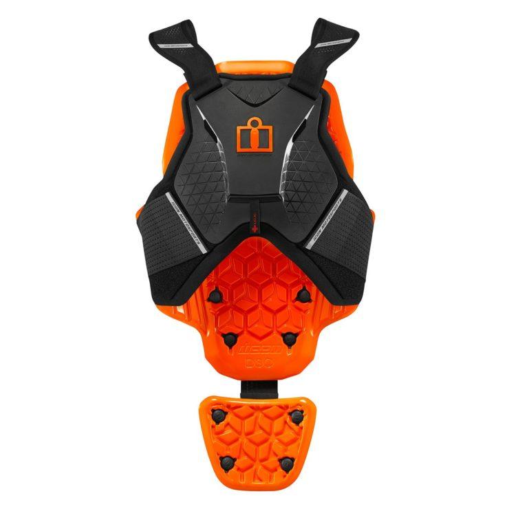 Icon D3O Vest Front