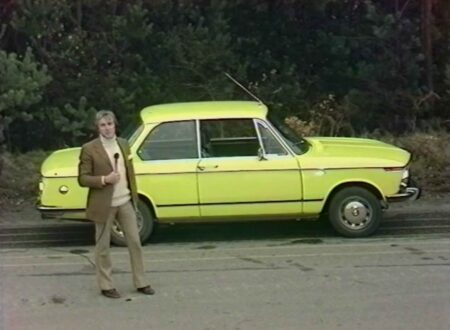 John Anthony Reviews The BMW 2002 In 1973