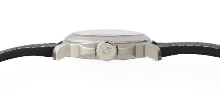 Lum-Tec M82 Swiss Automatic Watch Side