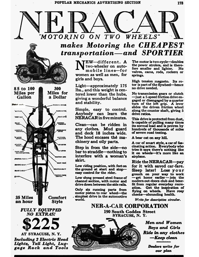 Ner-a-Car Ad