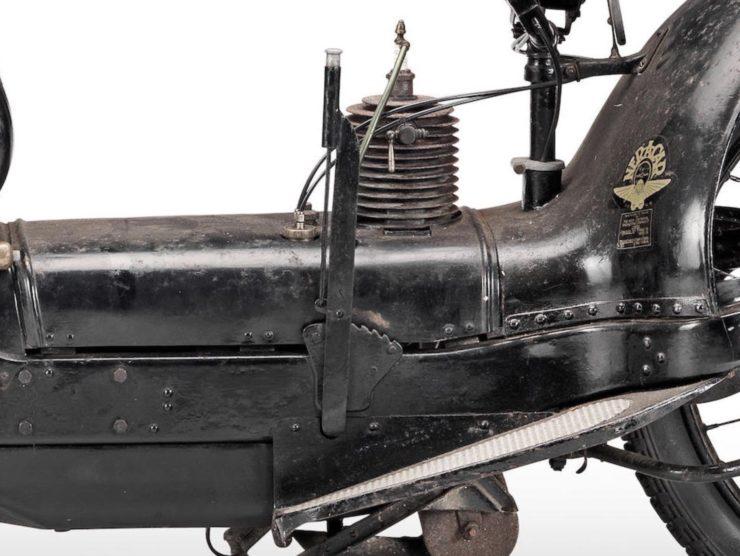 Ner-a-Car Engine