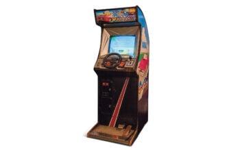 Out Run Arcade Game