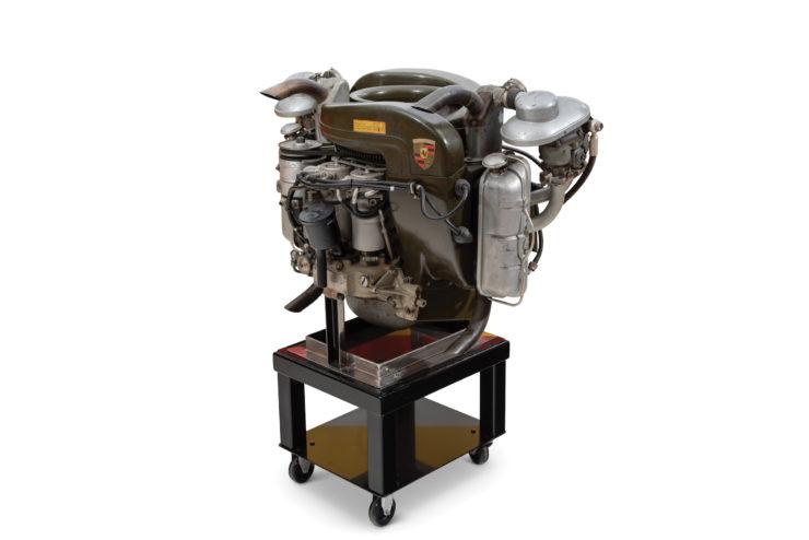 Porsche Helicopter Engine 1
