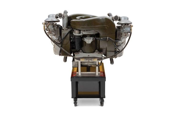 Porsche Helicopter Engine 2