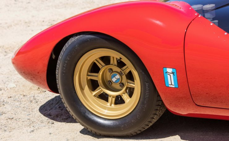 Shelby De Tomaso P70 Wheel