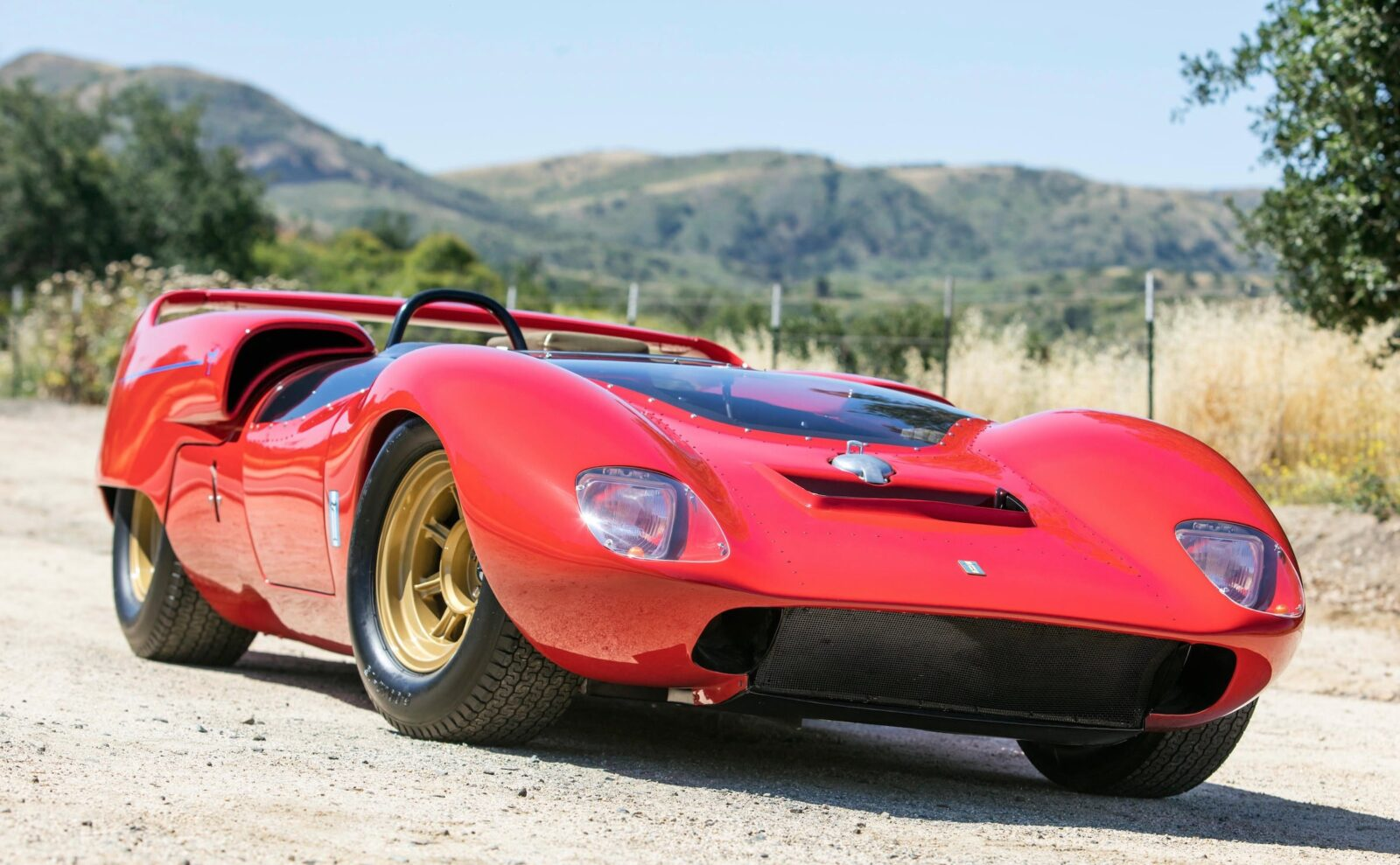 The Shelby De Tomaso P70 - The Only One Ever Made