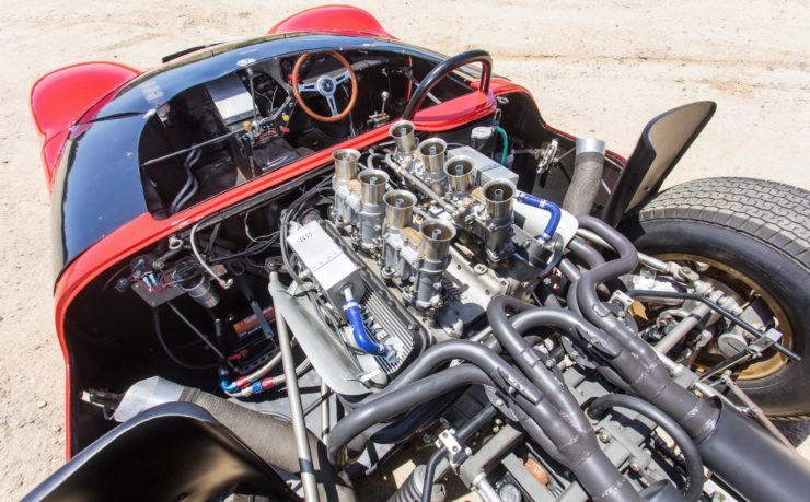 Shelby De Tomaso P70 V8 Engine 3