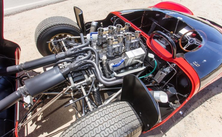 Shelby De Tomaso P70 V8 Engine 4