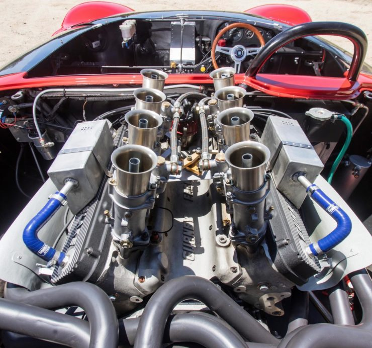 Shelby De Tomaso P70 V8 Engine 5