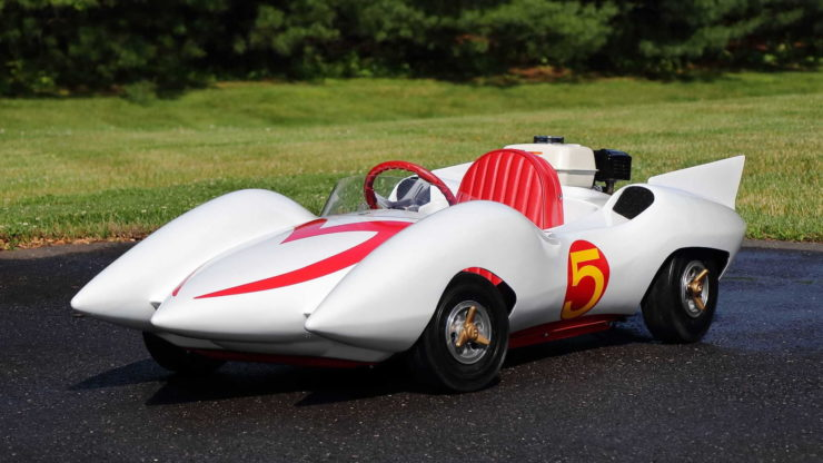 Speed Racer Mach 5 Go-Kart 1