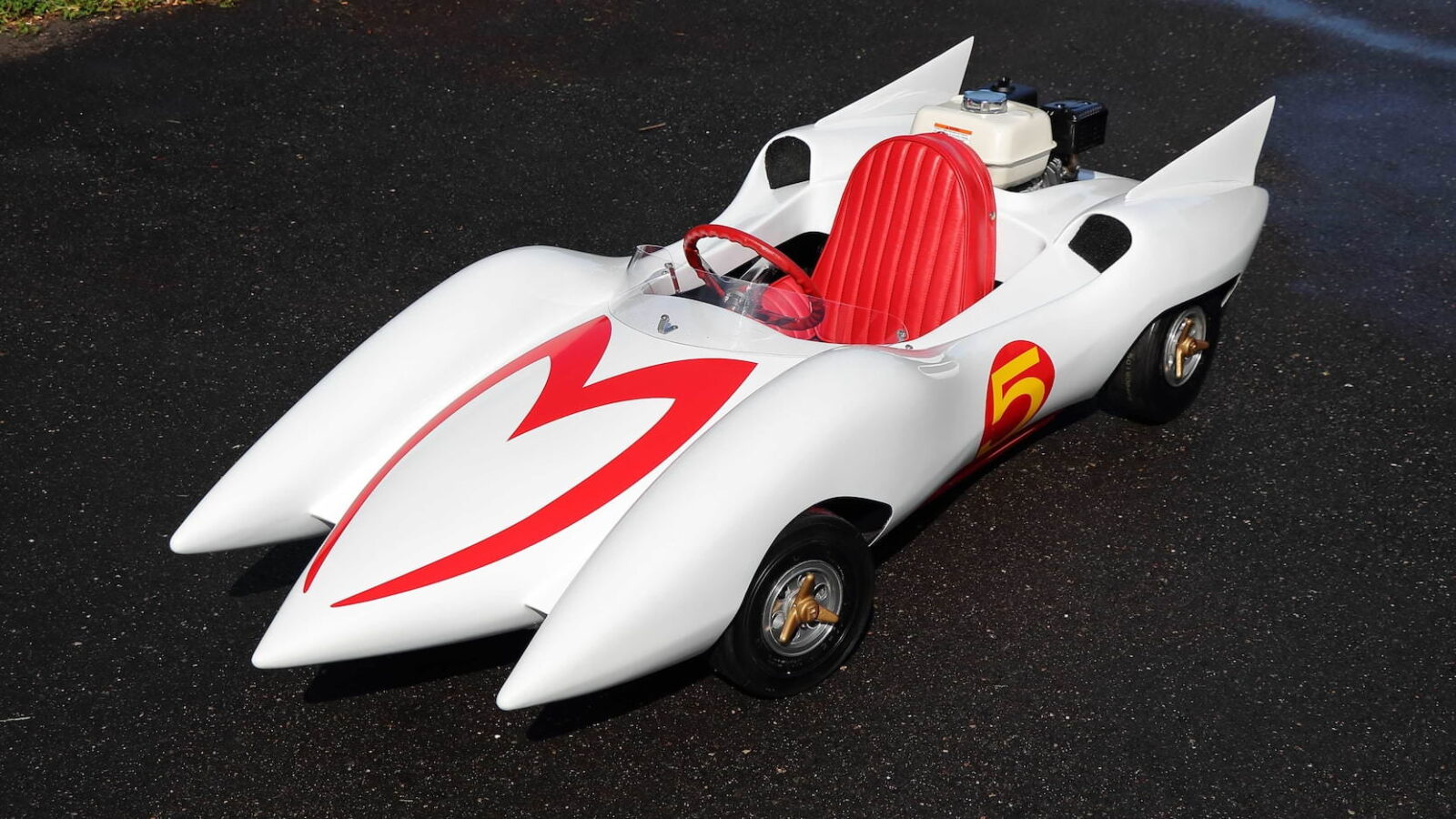 Speed Racer Mach 5 Go-Kart