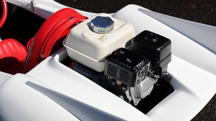 Speed Racer Mach 5 Go-Kart Engine