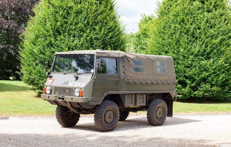 Steyr-Daimler-Puch Pinzgauer 4x4 2
