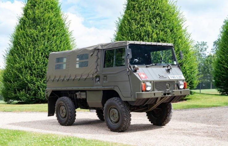 Steyr-Daimler-Puch Pinzgauer 4x4