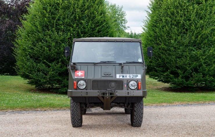 Steyr-Daimler-Puch Pinzgauer 4x4 Front 2