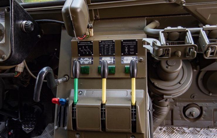 Steyr-Daimler-Puch Pinzgauer 4x4 Gearbox