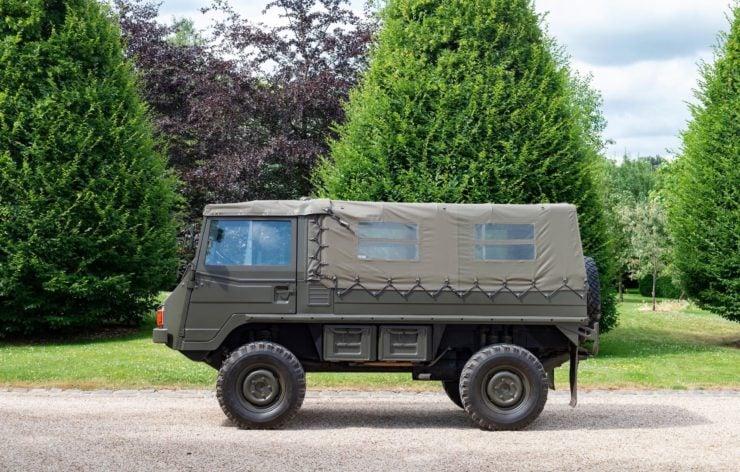 Steyr-Daimler-Puch Pinzgauer 4x4 Side 2