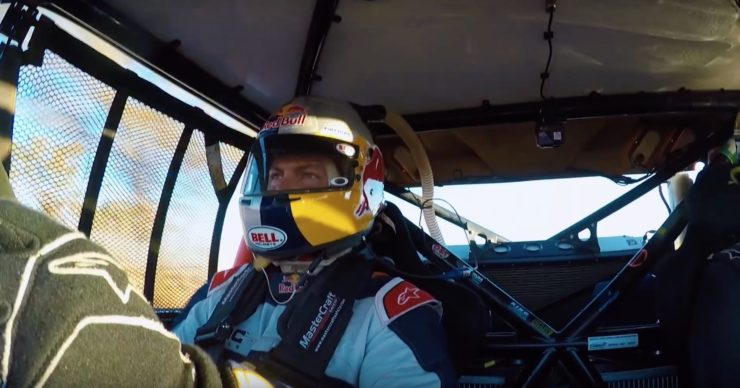 TOBY PRICE AND THE FINKE DESERT DOUBLE 5