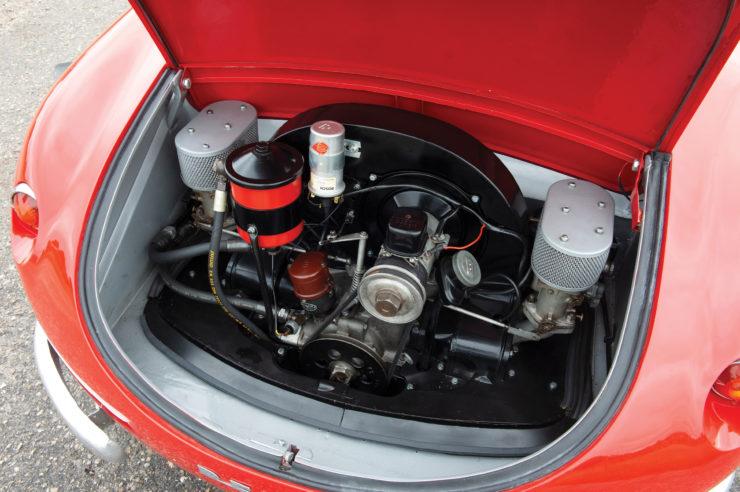WD Denzel 1300 Engine